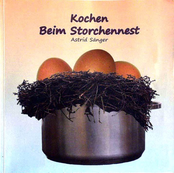 Sachbuch Astrid Sänger