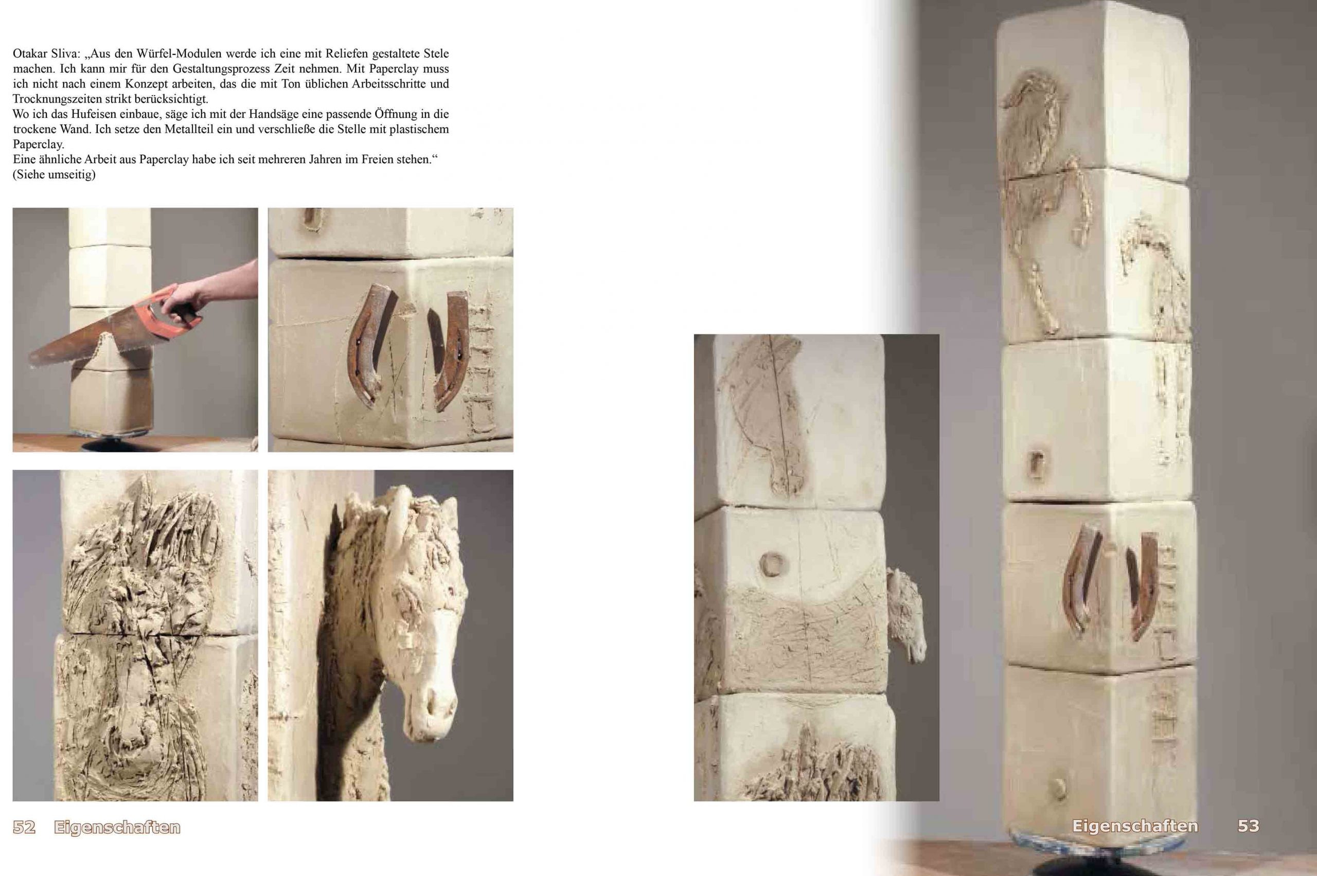 Paperclay Buch