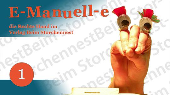 E-Manuell-e Vorstellung