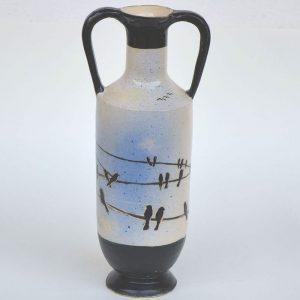 Amphoren-Vase